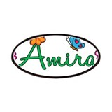 Amira Flowers Patches