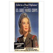 Wartime US Cadet Nurse Corps