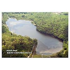 Hatch Pond - Aerial