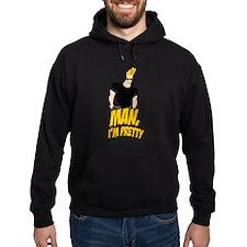 Man Im Pretty Hoodie (dark)