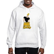 Man Im Pretty Hooded Sweatshirt