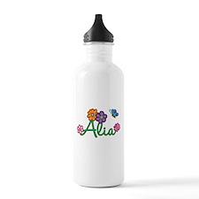 Alia Flowers Water Bottle