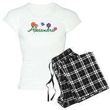 Alexandra Flowers pajamas