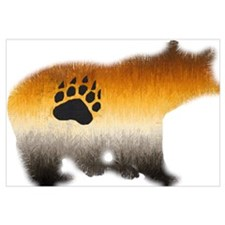 BEAR PRIDE FURRY BEAR 2