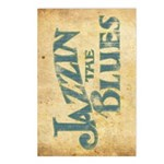 Jazzin The Blues II Postcards (Package of 8)