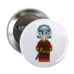 "Cute Roman Gladiator 2.25"" Button (10 Pk)"