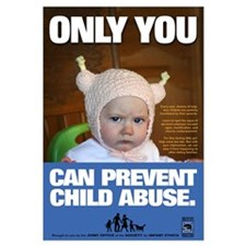 Only You can prevent child abuse