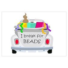 I brake for beads