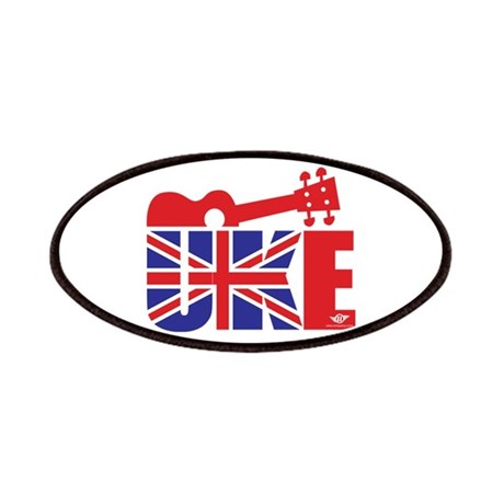 UK-E Ukulele Patches