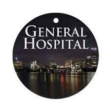General Hospital Ornament (Round)