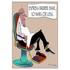 Express Barber Chair