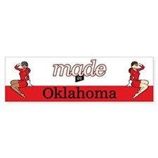 Made In 4_bumpersticker Bumper Bumper Sticker