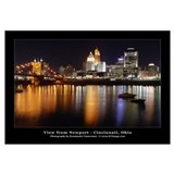 """View from Newport - Cincinnati, Ohio"""