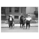 Be Kind to Animals Week, 1923.
