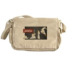 Samurai Jack Messenger Bag