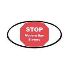 STOP Modern Day Slavery Patches