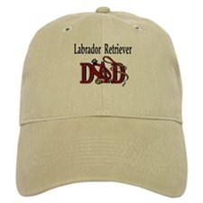 Labrador Retriever Dad Baseball Cap