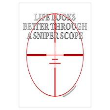 Life Through a Sniper Scope