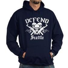 Defend SEATTLE Hoodie