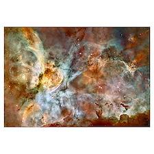 Carina Nebula Starbirth