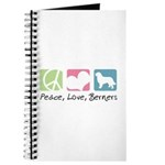 Peace, Love, Berners Journal