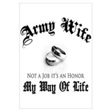 Army Wife: It's an Honor