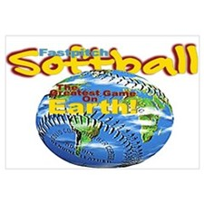 Softball Earth