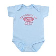 Property of Zoey Infant Bodysuit