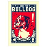 Obey the English Bulldog!