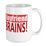 Zombie Boyfriend BUMPER Mug
