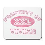 Property of Vivian Mousepad