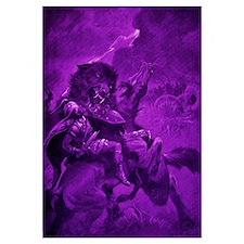 Odin & Fenris - Violet