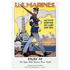 WWI U.S. Marines