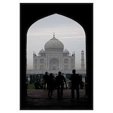 Taj Mahal Archway