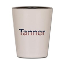 Tanner Stars and Stripes Shot Glass