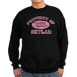 Property of Skylar Sweatshirt (dark)