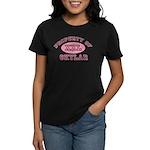 Property of Skylar Women's Dark T-Shirt