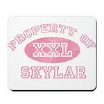 Property of Skylar Mousepad