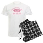 Property of Skylar Men's Light Pajamas