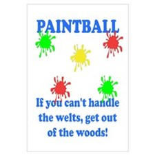 Paintball Welts