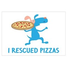 I Rescued Pizzas