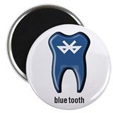 "blue tooth bluetooth 2.25"" Magnet (10 pack)"