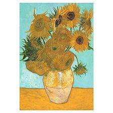 Van Gogh 12 Sunflowers