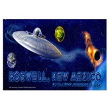 Roswell Alien Space