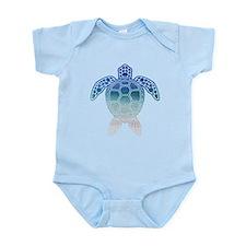 sea turtle-1 Body Suit