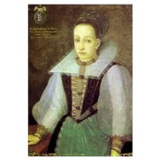 Blood Countess Elizabeth Bathory 11x17 Print
