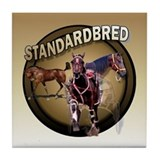 Foal to Racing Tile Coaster