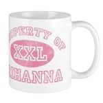 Property of Rihanna Mug
