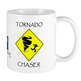 TORNADO CHASER - BEVERAGE MUG