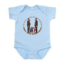We Will Always Remember Infant Bodysuit